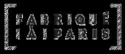 Labellisé Fabriqué à Paris